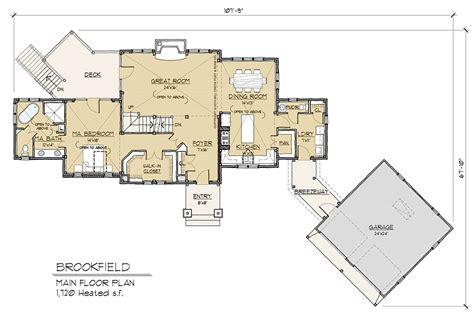 timber floor plans brookfield timber frame floor plan by mill creek