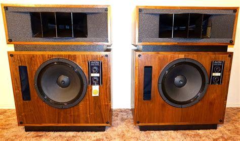Altec Lansing Speaker vintage altec lansing model 19 studio monitors speakers