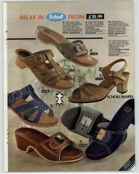 Posso The Spat Bold The Shoe Accessories Inspired By The Late 1800s by 1981 Grattan Summer Mail Order Catalogue