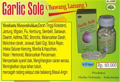 Obat Herbal Garlic obat herbal yang manjur untuk sipilis pengobatan alami