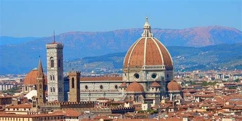 firenze cupola la cupola brunelleschi vista da un hotel 4 stelle a