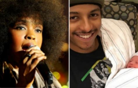 lauryn hill zion live did lauryn hill just become a grandmother