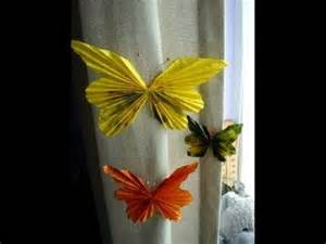 Paper Crafts For Seniors - craft ideas butterflies