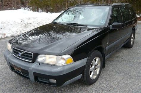 how cars run 1999 volvo v70 parking system purchase used 1999 volvo v70 xc awd wagon runs drives looks exc clean nice car no reserve