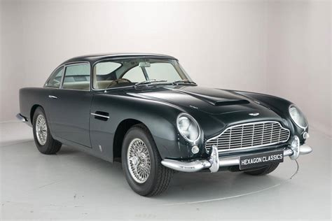 Aston Martin Db5 Cost by 1964 Aston Martin Db5 For Sale 1833966 Hemmings Motor News