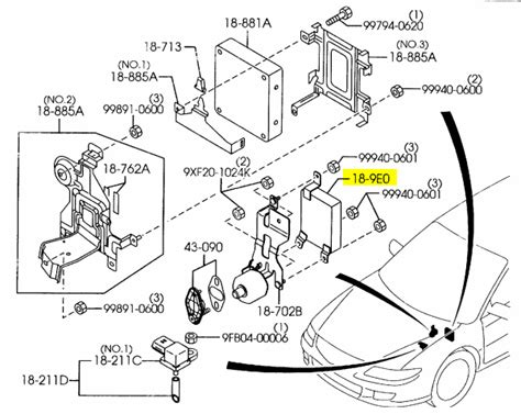 mazda 3 tcm wiring diagram image collections wiring