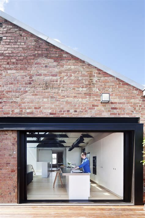 century industrial warehouse converted