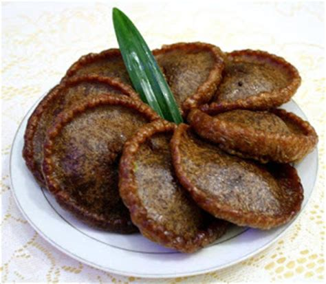 Kue Cucur 7 kertanger