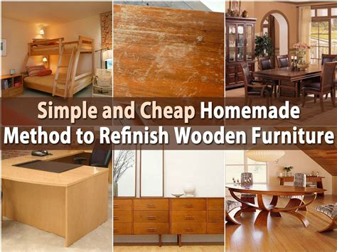 coffee table refinishing kitchen cabinets white diy refacing simple and cheap homemade method to refinish wooden