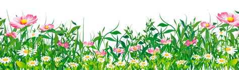 flower garden png grass with flowers png clipart crafts