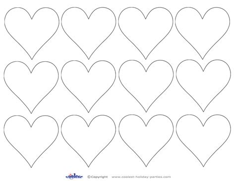 printable heart shaped name tags 6 best images of printable heart tags free printable
