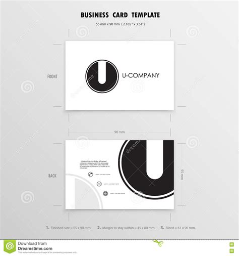 name cards template size 165 illustrations vector stock images 46