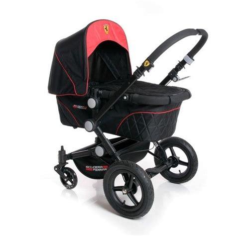 Ferrari Kinderwagen by Ferrari Turn Beebop Kinderwagen Buggy Schwarz Rot
