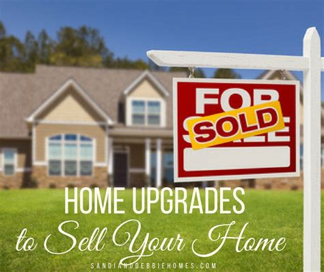 house upgrades home upgrades for selling tips tricks sandi clark and
