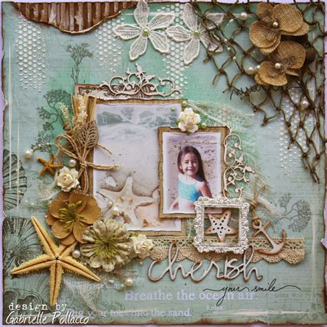 scrapbook page tutorial such a pretty mess new page kit from the scrapbook