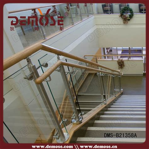 glass banister cost indoor stair glass railing prices on aliexpress com