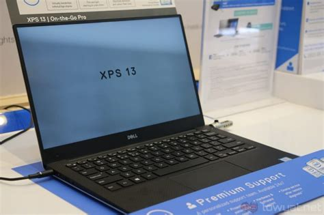 Laptop Dell Xps 13 Di Malaysia dell xps 13 with 8th intel processors arriving in malaysia in october lowyat net