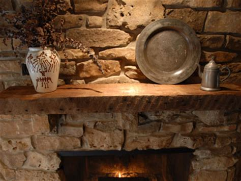 how to make a rustic fireplace mantel www nicespace me