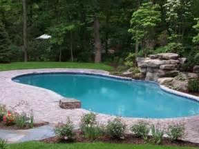 landscape designs for pools design bookmark 12578