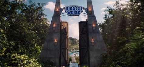 jurassic world attractions inspired  real parks