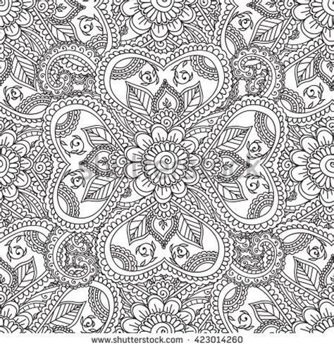 Display Book Sheet 20 Flower M0100 henna elements page 2 search photostok larastock