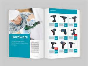 catalog layout template product catalog indesign template indiestock