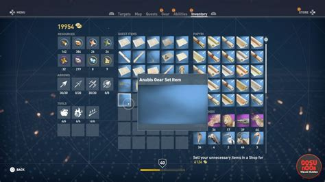 Origins Set Trial ac origins trials of the gods anubis missing quest item is