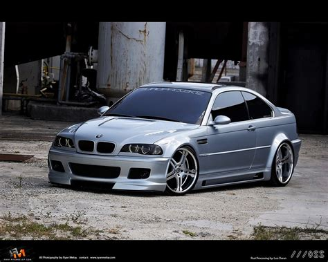 Modified Bmw Compact E46 by Bmw M3 E46 Modified