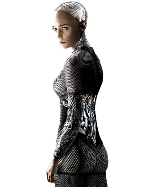 ex machina ava actress robot cool a detailed look at ex machina robot sci