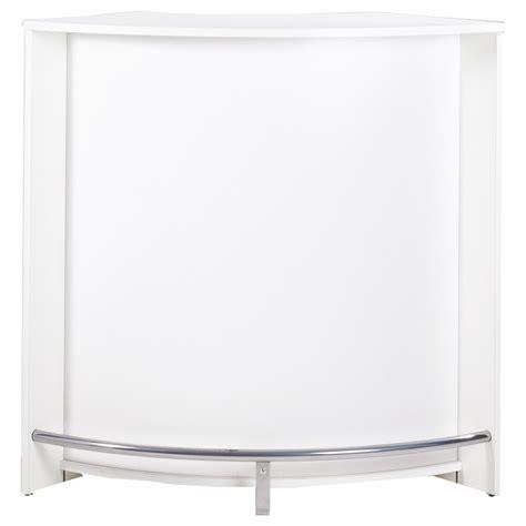 meuble bar comptoir de cuisine coloris blanc beaux