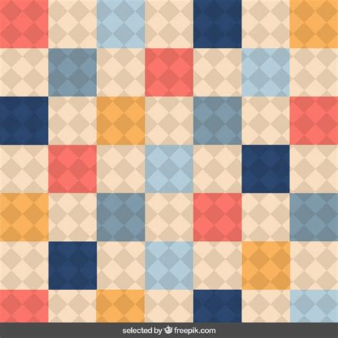 cute pattern checks cute checkered background vector free download