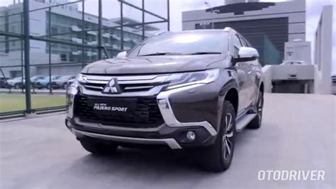 mitsubishi indonesia 2016 mitsubishi all new pajero sport 2016 first drive review