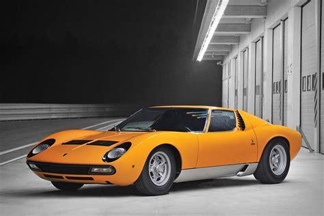 1972 Lamborghini Miura P400 Sv 1972 Lamborghini Miura P400 Sv Uncrate