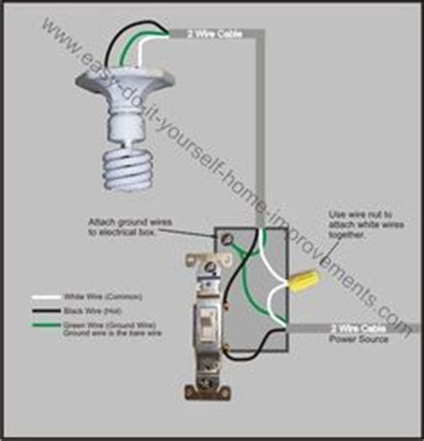 wiring diagram for lights on one switch power