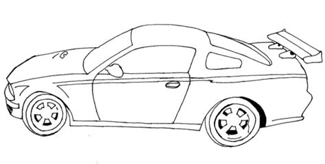 simple coloring pages of cars easy race car coloring page to print coloring pages