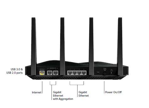 Router Wifi Tri ac5300 tri band wifi router nighthawk x8 r8500 netgear