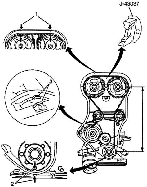 1999 daewoo nubira head bolt removal diagram repair guides engine mechanical components timing belt cover belt sprockets autozone com