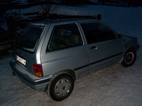Pride Kia Motors Kia Pride Da 1999 Pictures Auto Database
