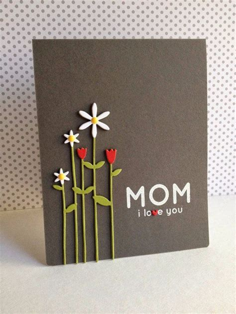handmade mothers day cards step by step 31 diy mother s day cards homemade cards card ideas and