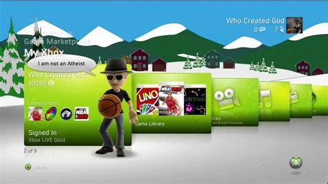 theme park world xbox 360 south park xbox 360 theme hd youtube