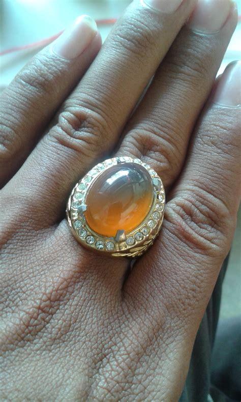 Batu Akik Solar Kecoa Giwang jual beli cincin solar madu dan giwang asli aceh