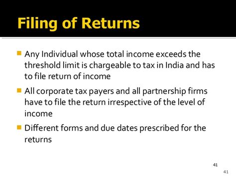 section 41 of the income tax act basic principles of income tax