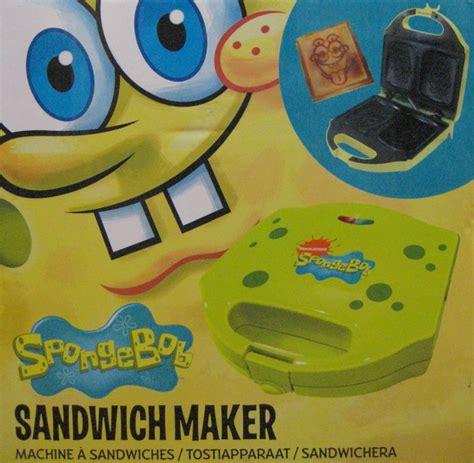 Mesin Kopi Merk Saeco spongebob sandwich maker 122464 jual sandwich maker murah