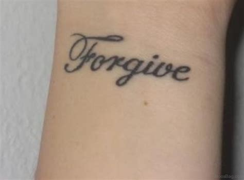 forgiveness tattoo forgiveness tattoos www pixshark images galleries