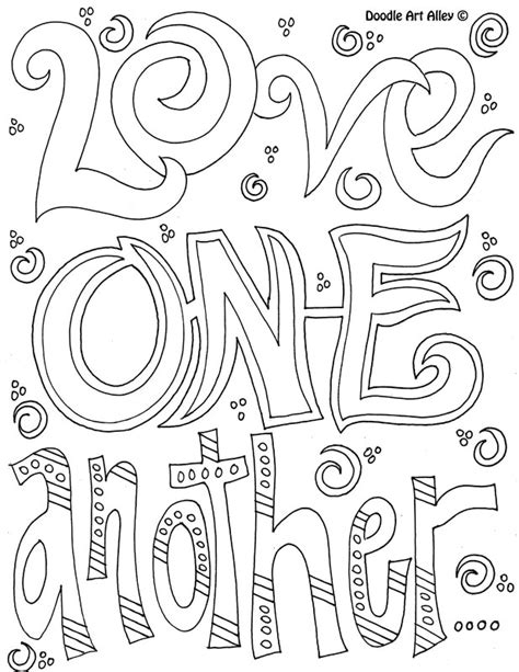 kindness coloring pages free kindness quote coloring pages doodle art alley