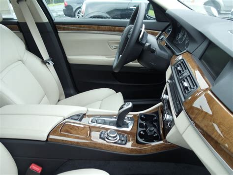 Giotona Gt 7414 Brown Black Leather F10 Interior Oysterandblackdakota Lightwood Oyster And