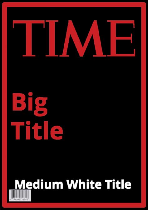 time magazine template peerpex