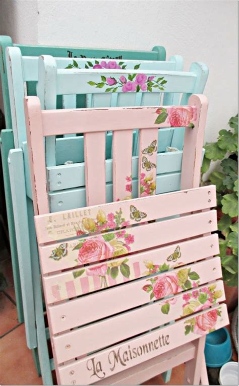 decoupage chair ideas furniture decoupage 30 ideas and master classes to