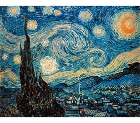 reproduction tableau gogh