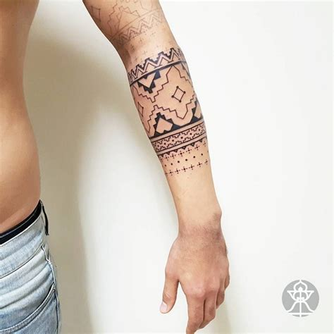 brazilian tribal tattoos 10 tattoos inspired by amazonian tribal by